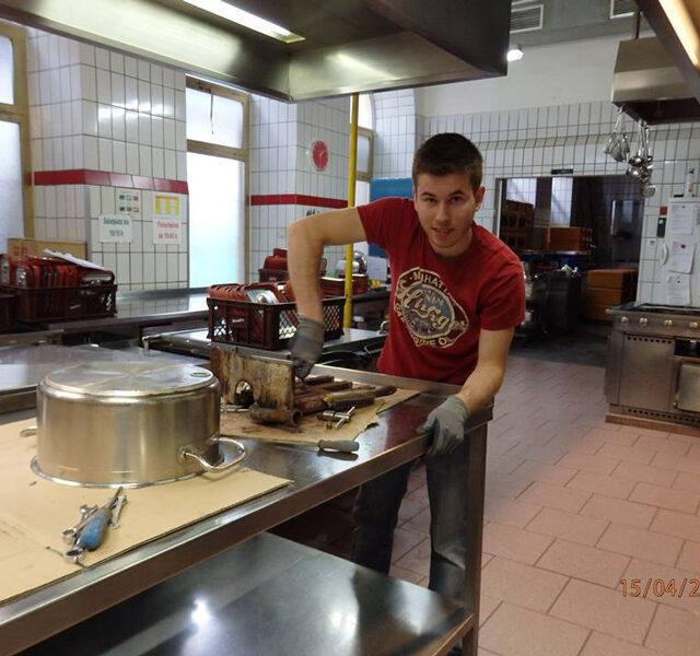 Reparatur und Service von Großküchengeräten