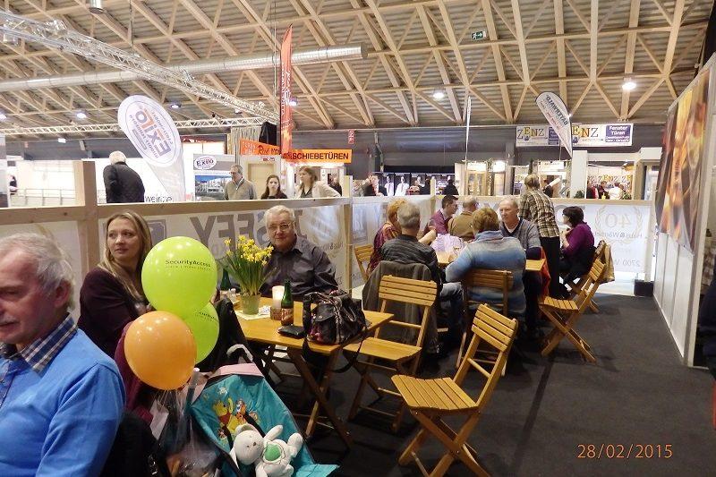 Haus und Garten Messe 2015