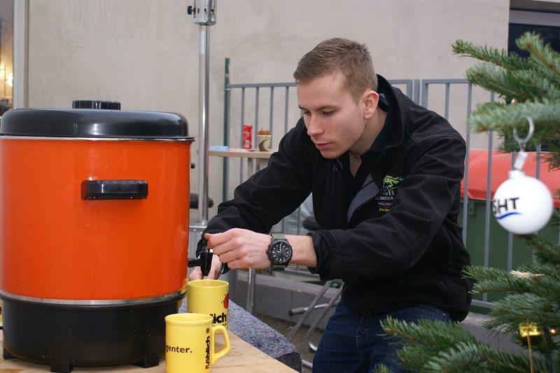 Hausmeisterpunsch 2015