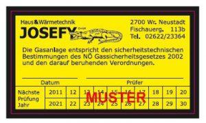 Gassicherheitscheck §12