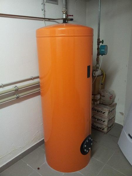 Kesseltausch Vaillant VKK-Brauchwasserwärmepumpe